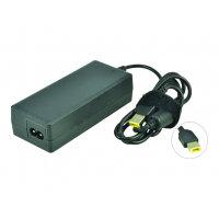 2-Power - Battery adapter - AC 110-240 V - 90 Watt - for Lenovo ThinkPad X1 Carbon 20A7, 20A8, 3443, 3444, 3446, 3448, 3460, 3463