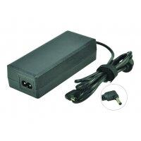 2-Power - Power adapter - AC 110-240 V - 65 Watt - for ASUS ZENBOOK UX32VD