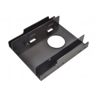 "2-Power 2.5"" to 3.5"" HD SSD Bracket - Hard drive bracket"