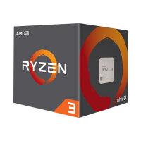 AMD Ryzen 3 1200 - 3.1 GHz - 4 cores - 4 threads - 8 MB cache - Socket AM4