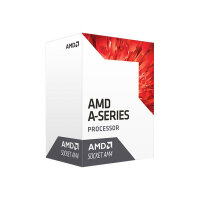 AMD A8 9600 - 3.1 GHz - 4 cores - 2 MB cache - Socket AM4 - Box