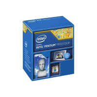 Intel Pentium G4560 - 3.5 GHz - 2 cores - 4 threads - 3 MB cache - LGA1151 Socket - Box