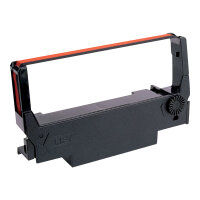 Epson ERC 38BR - 1 - black, red - print ribbon - for TM U200, U200D, U220A, U220B, U220D, U220P, U220PB, U220PD, U230, U230P, U300, U325, U375