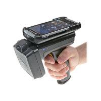 Keonn AdvanScan Cloud-based RFID handheld reader - Bar code / RFID reader - Bluetooth - 865.6-867.6 MHz - black