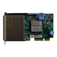 Lenovo ThinkSystem - Network adapter - LAN-on-motherboard (LOM) - 10 Gigabit SFP+ x 4 - for ThinkSystem SR630; SR650; SR850; SR860; SR950