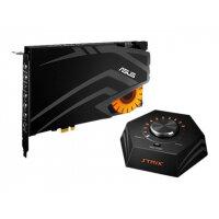 ASUS Strix Raid DLX - Sound card - 24-bit - 192 kHz - 124 dB SNR - 7.1 - PCIe - CM6632A
