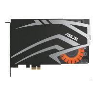 ASUS Strix Soar - Sound card - 24-bit - 192 kHz - 116 dB SNR - 7.1 - PCIe - CM6632AX