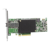 Emulex LightPulse LPe16000B - Host bus adapter - PCIe 2.0 x8 - 16Gb Fibre Channel x 1 - for PowerEdge R530, R630, R730, R730xd, R910, R930, T630