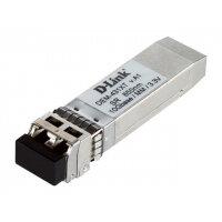 D-Link DEM 431XT - SFP+ transceiver module - 10 GigE - 10GBase-SR - up to 300 m - for D-Link Data Center 10; DGS 3630; DXS 1100, 1210, 3400, 3600; Web Smart DXS-1210-12