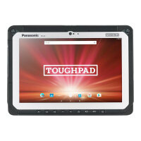 "Panasonic Toughpad FZ-A2 - Tablet - Android 6.0 (Marshmallow) - 32 GB eMMC - 10.1"" IPS (1920 x 1080) - barcode reader - USB host - microSD slot"