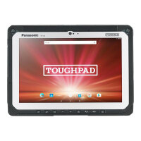 "Panasonic Toughpad FZ-A2 - Tablet - Android 6.0 (Marshmallow) - 32 GB eMMC - 10.1"" IPS (1920 x 1080) - barcode reader - USB host - microSD slot - 4G"