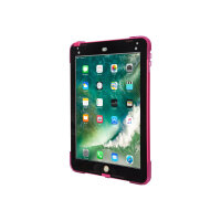 Targus SafePORT Rugged - Protective case for tablet - rugged - polycarbonate, thermoplastic polyurethane - pink - for Apple 9.7-inch iPad (5th generation, 6th generation); 9.7-inch iPad Pro; iPad Air 2