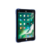 Targus SafePORT Rugged - Protective case for tablet - rugged - polycarbonate, thermoplastic polyurethane - blue - for Apple 9.7-inch iPad; 9.7-inch iPad Pro; iPad Air; iPad Air 2