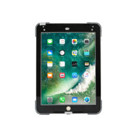 Targus SafePORT Rugged - Protective case for tablet - rugged - thermoplastic polyurethane - black - for Apple 9.7-inch iPad (5th generation, 6th generation); 9.7-inch iPad Pro; iPad Air; iPad Air 2