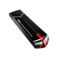 ASUS USB-AC68 - Network adapter - USB 3.0 - 802.11b, 802.11a, 802.11g, 802.11n, 802.11ac