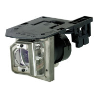NEC - Projector lamp - for NEC NP100, NP200, NP200G
