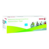 Xerox Kyocera ECOSYS P6021 - Cyan - toner cartridge (alternative for: Kyocera TK-580C) - for Kyocera ECOSYS P6021cdn, P6021cdn/KL3; FS-C5150DN, C5150DN/KL3