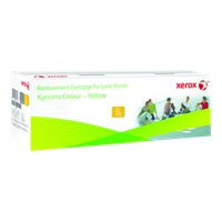Xerox Kyocera ECOSYS P6021 - Yellow - toner cartridge (alternative for: Kyocera TK-580Y) - for Kyocera ECOSYS P6021cdn, P6021cdn/KL3; FS-C5150DN, C5150DN/KL3