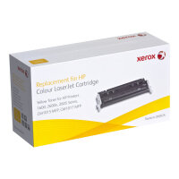 Xerox HP Colour LaserJet 2600/2605 series - Yellow - toner cartridge (alternative for: HP Q6002A) - for HP Color LaserJet 1600, 2600n, 2605, 2605dn, 2605dtn, CM1015 MFP, CM1017 MFP