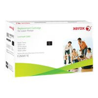 Xerox Lexmark E260 - Black - toner cartridge (alternative for: Lexmark E260A11E) - for Lexmark E260, 360, 460, 462