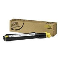 Xerox - Yellow - original - toner cartridge - for WorkCentre 7132