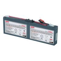 APC Replacement Battery Cartridge #18 - UPS battery - 1 x Lead Acid - black - for PowerStack 450VA