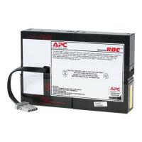 APC Replacement Battery Cartridge #59 - UPS battery - 1 x Lead Acid - charcoal - for Smart-UPS SC 1500VA