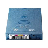 HPE - Super DLT II - 300 GB / 600 GB - blue - for StorageWorks SDLT 600