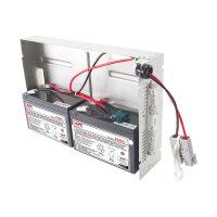 APC Replacement Battery Cartridge #22 - UPS battery Lead Acid - black - for P/N: SU700R2BX120, SU700R2BX120-TU, SU700RMI2U-1EW, SU700RMI2U-2EW, SU700RMI2U-3EW