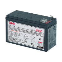 APC Replacement Battery Cartridge #106 - UPS battery - 1 x Lead Acid - black - for Back-UPS ES 400
