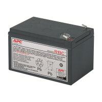 APC Replacement Battery Cartridge #4 - UPS battery Lead Acid - black - for Back-UPS 650VA; Back-UPS Pro 650, 650VA; Smart-UPS 620, 620VA; Smart-UPS v/s 650VA