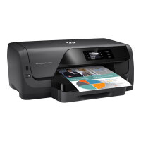 HP Officejet Pro 8210 - Printer - colour - Duplex - ink-jet - A4 - 1200 x 1200 dpi - up to 22 ppm (mono) / up to 18 ppm (colour) - capacity: 250 sheets - USB 2.0, LAN, Wi-Fi(n)