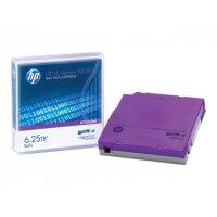 HPE C7976BW Ultrium LTO 6 - 2.5 TB / 6.25 TB WORM - Purple - Write-On Labels - for StorageWorks SAS Rack-Mount Ref C7976BW 2758904