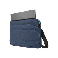 """Targus Groove X2 Slimcase - Notebook carrying case - 13"""" - navy"""