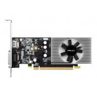 PNY GeForce GT 1030 - Graphics card - GF GT 1030 - 2 GB GDDR5 - PCIe 3.0 x4 low profile - DVI, HDMI