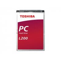 """Toshiba L200 - Hard drive - 1 TB - internal - 2.5"""" - SATA 6Gb/s - 5400 rpm - buffer: 128 MB"""
