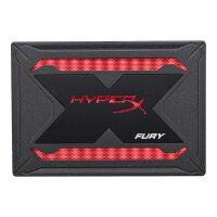 "HyperX FURY RGB - Solid state drive - 480 GB - internal - 2.5"" - SATA 6Gb/s"