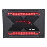 "HyperX FURY RGB Bundle - Solid state drive - 240 GB - internal - 2.5"" - SATA 6Gb/s - black"