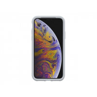 OtterBox Symmetry Series - Back cover for mobile phone - polycarbonate, synthetic rubber - on fleck - for Apple iPhone X, XS