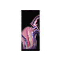 "Samsung Galaxy Note9 - Smartphone - 4G LTE - 128 GB - microSDHC slot, - microSDXC slot - TD-SCDMA / UMTS / GSM - 6.4"" - 2960 x 1440 pixels (516 ppi) - Super AMOLED - RAM 6 GB (8 MP front camera) - 2x rear cameras - Android - lavender purple"