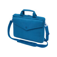 "DICOTA Code SlimCase Laptop Bag 11"" - Notebook carrying case - 11"" - blue"