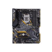 ASUS TUF Z390-PLUS GAMING - Motherboard - ATX - LGA1151 Socket - Z390 - USB 3.1 Gen 1, USB 3.1 Gen 2 - Gigabit LAN - onboard graphics (CPU required) - HD Audio (8-channel)