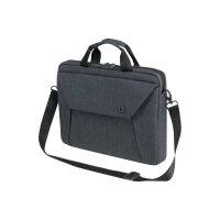 """DICOTA Slim Case EDGE - Notebook carrying case - 13.3"""" - denim blue"""