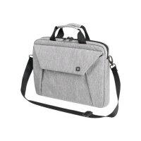 "DICOTA Slim Case EDGE - Notebook carrying case - 13.3"" - light grey"