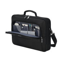 """DICOTA Eco Multi SELECT - Notebook carrying case - 15.6"""" - black"""