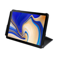 """Samsung Book Cover EF-BT830 - Flip cover for tablet - black - 10.5"""" - for Galaxy Tab S4"""
