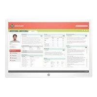 "HP HC241 Clinical Review Monitor - Healthcare - LED monitor - 24"" (24"" viewable) - 1920 x 1200 WUXGA - AHVA - 270 cd/m² - 1000:1 - 14 ms - HDMI, VGA, DisplayPort - white"