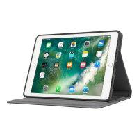 "Targus VersaVu - Flip cover for tablet - polyurethane - burgundy - 9.7"" - for Apple 9.7-inch iPad (5th generation, 6th generation); 9.7-inch iPad Pro; iPad Air; iPad Air 2"