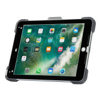 """Targus SafePORT Rugged - Protective case for tablet - rugged - thermoplastic polyurethane (TPU) - 9.7"""" - for Apple 9.7-inch iPad (5th generation, 6th generation)"""