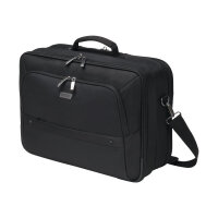 "DICOTA Multi Twin ECO SELECT - Notebook carrying case - 14"" - 15.6"" - black"